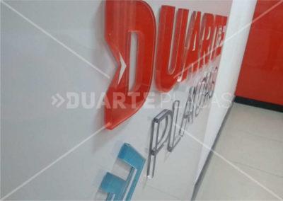 Duarte Placas