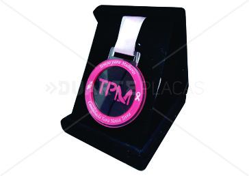 Medalha tempo para mulheres