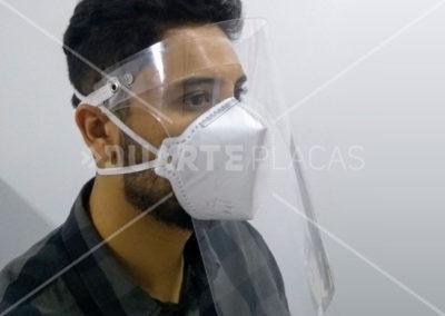 Protetor Facial Slim